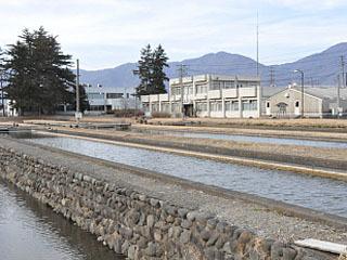 長野大に提供される中央水産研究所上田庁舎