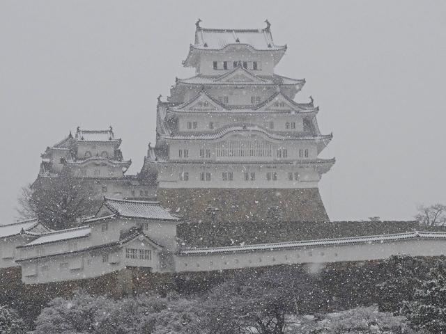 190211姫路城0