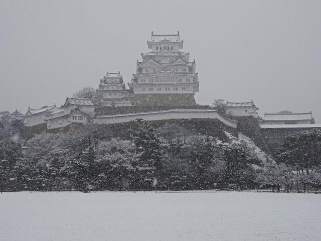 190211姫路城1