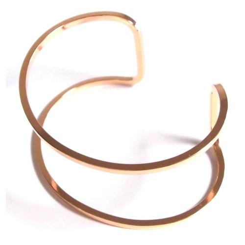Wire Open Cuff rose (3)1