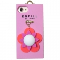 pearl flower iphone7 case pink (8)111111