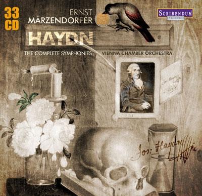 エルンスト・メルツェンドルファー ハイドン交響曲全集【『最安値33CD-BOX』】Ernst Marzendorfer HAYDN The Complete Symphonies