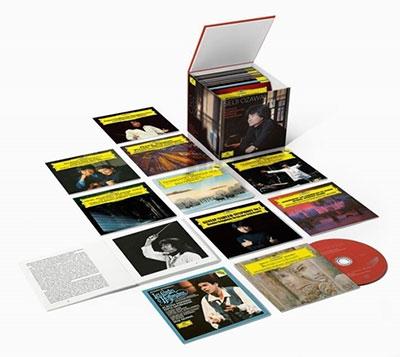 小澤征爾 ドイツ・グラモフォンDG録音全集【『最安値50CD-BOX』】Seiji Ozawa Complete DG Recordings