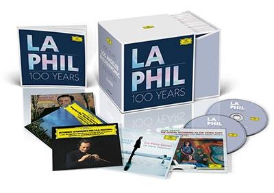 ロサンゼルス・フィルハーモニック100周年記念BOX【『最安値32CD_3DVD』】<限定盤>LA FIL 100 YEARS