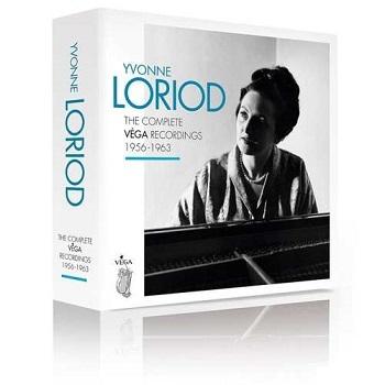 イヴォンヌ・ロリオVEGA録音全集(1956-1963)【最安値13CD】Yvonne Loriod The Complete VEGA Recordings 1956-1963