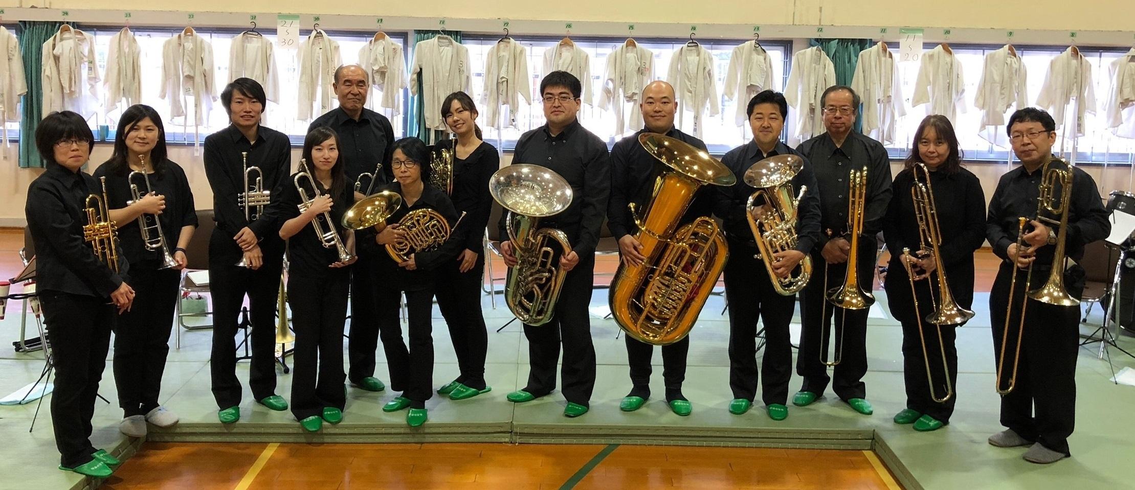 11月25日洛北中学ミニコンサートの映像をお裾分け
