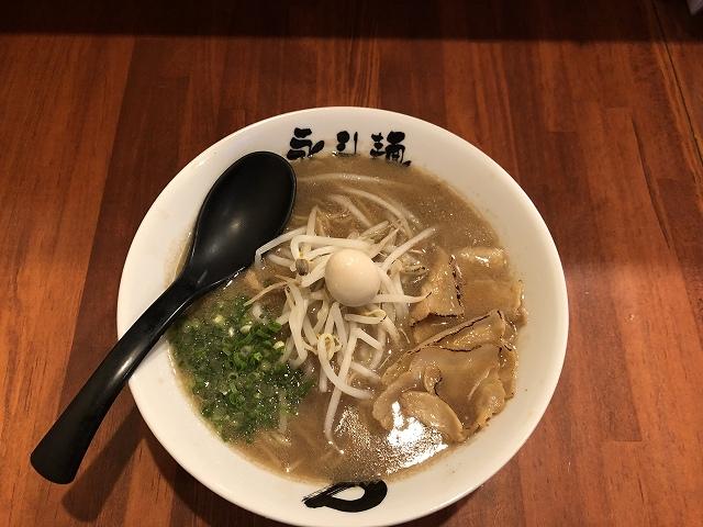 永斗麺紙屋町本店@広島市