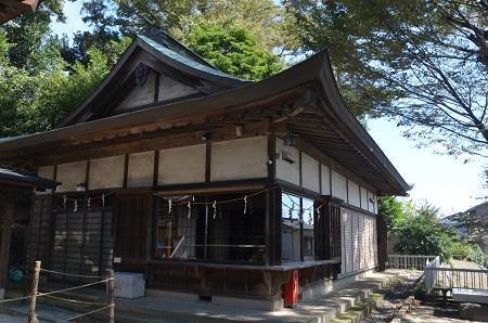 20181007相原諏訪神社11