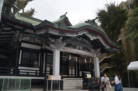 20181008亀有香取神社18