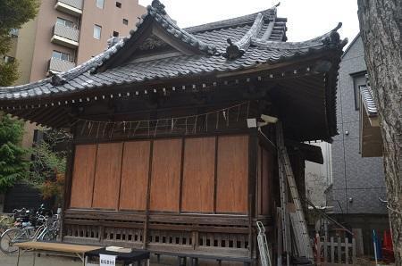 20181008亀有香取神社37