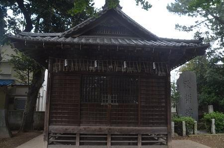 20181009柴又八幡神社22