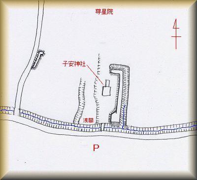 20181012江ケ崎城址01