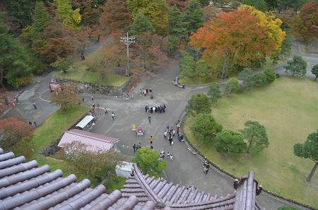 20181029鶴ヶ城18