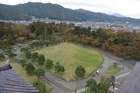 20181029鶴ヶ城21