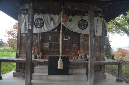 20181029鶴ヶ城稲荷神社10