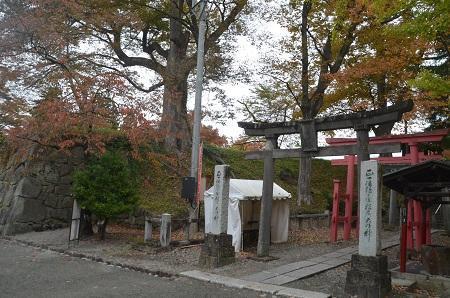 20181029鶴ヶ城稲荷神社24
