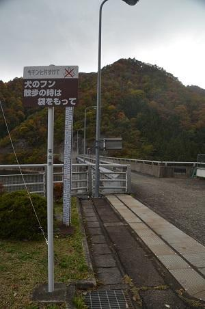 20181029東山ダム02
