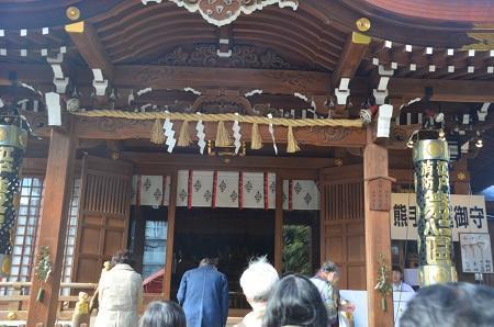 20181101目黒大鳥神社10