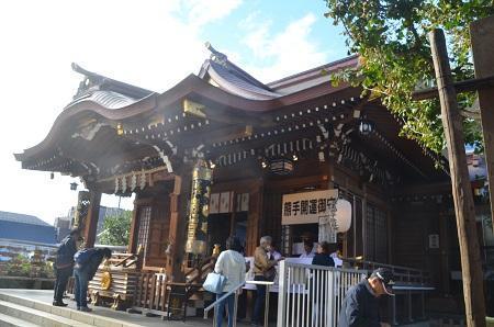 20181101目黒大鳥神社13