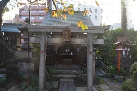 20181115柳森神社12