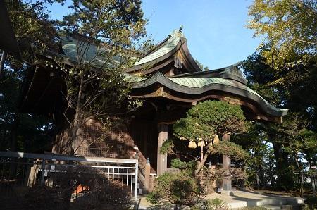 20181125山野浅間神社20
