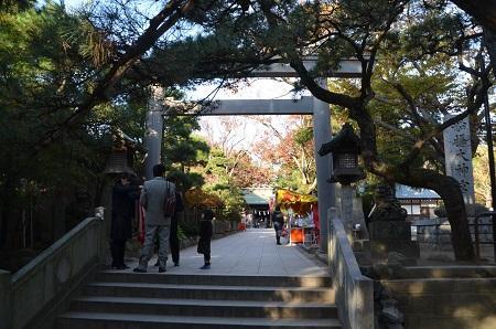 20181125船橋大神宮04