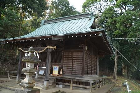 20181208野津田神社12