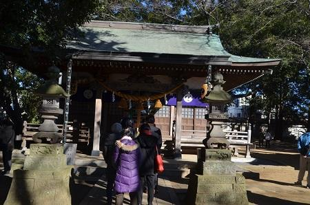 20190102誉田八幡神社11