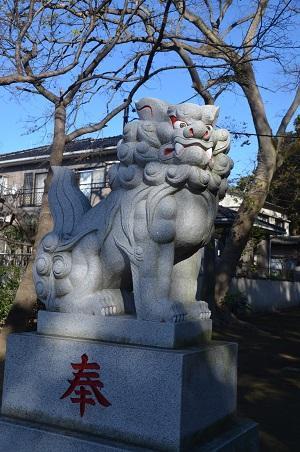 20190102誉田八幡神社08