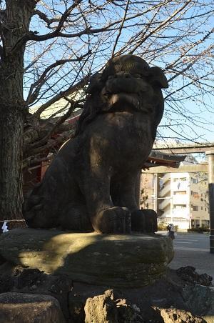20190103河原町稲荷神社16