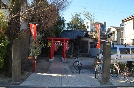 20190103元宿堰稲荷神社01