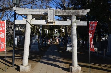 20190102誉田八幡神社07