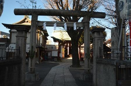 20190103白幡八幡神社02