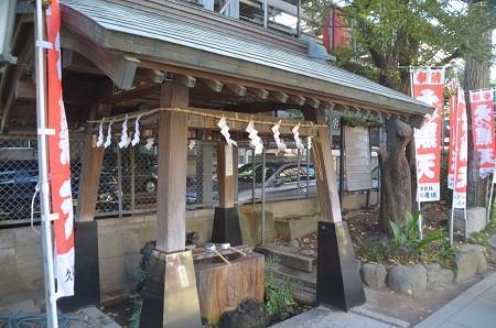 20190104千住本氷川神社05