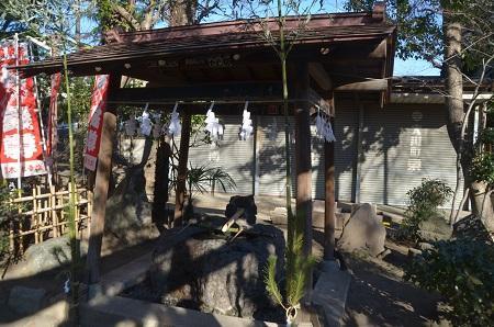 20190104大川町氷川神社03