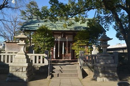 20190104大川町氷川神社11