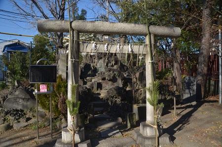 20190104大川町氷川神社15