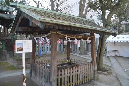 20190104仲川町氷川神社06