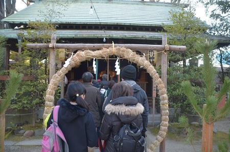 20190104仲川町氷川神社05
