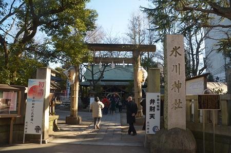 20190104仲川町氷川神社02