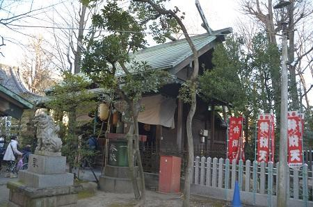 20190104仲川町氷川神社08
