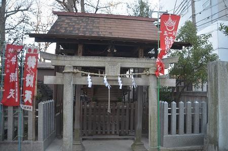20190104仲川町氷川神社18