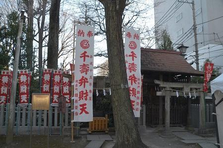 20190104仲川町氷川神社17