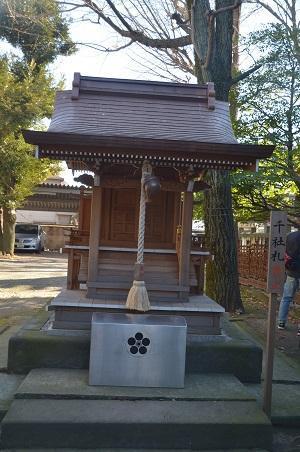 20190104仲川町氷川神社16