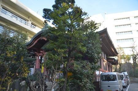 20190108金刀比羅宮東京分社11