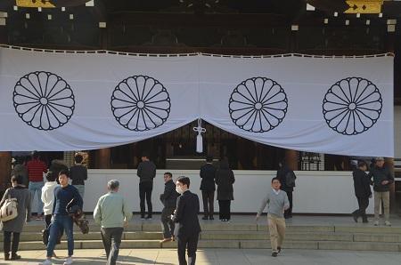 20190108靖国神社34