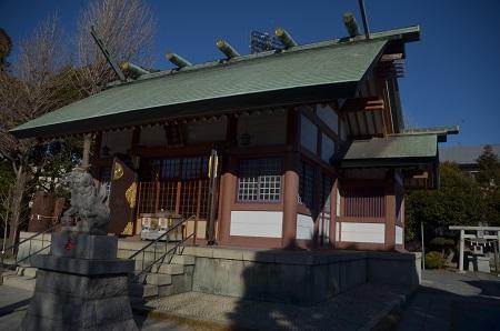 20190121奥戸天祖神社11