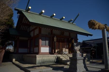20190121奥戸天祖神社10
