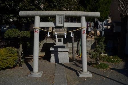20190121奥戸天祖神社20