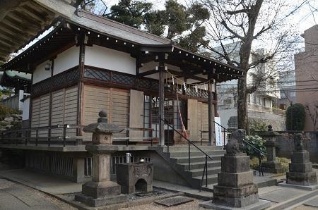 20190125上田端八幡神社12